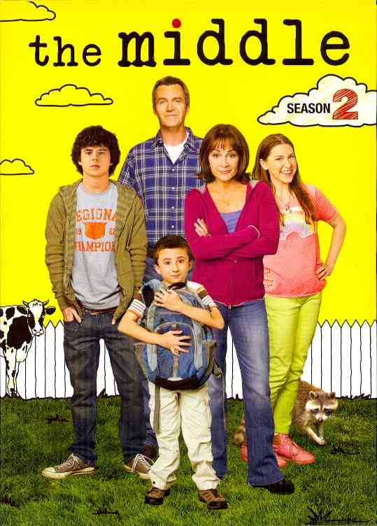 MIDDLE:COMPLETE SECOND SEASON BY MIDDLE (DVD)